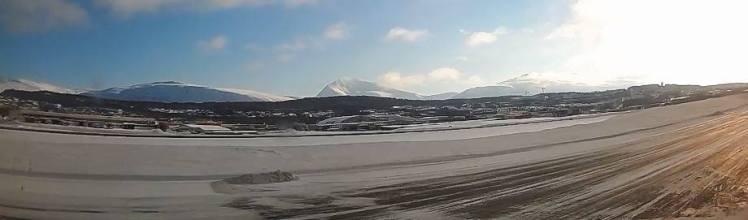Tromso Airport Runway